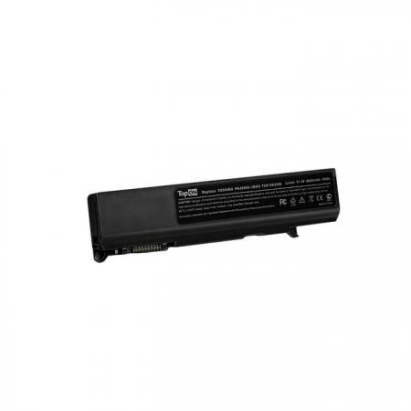 Аккумуляторная батарея TopON TOP-PA3356 4800мАч для ноутбуков Toshiba Satellite T10/20 A50/55 Tecra S5 M5/9 M10 A10 Portege M500 Qosmio F20 original a n133bge eb1 n133bge eaa 30pin edp laptop led lcd screen display for toshiba portege ultrabook z30 r30