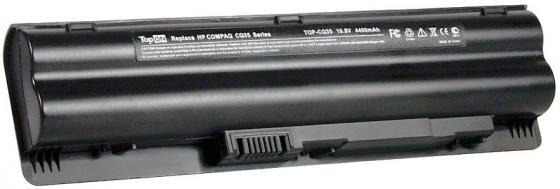 Аккумулятор для ноутбука HP Pavilion dv3-2000, dv3t-2000, dv3-2100, dv3-2200, dv3-2300, Compaq Presario CQ35-100, CQ35-200, CQ36-100 Series 4400мАч 11.1V TopON TOP-DV3T аккумулятор для ноутбука hp pavilion dv3 2000 dv3t 2000 dv3 2100 dv3 2200 dv3 2300 compaq presario cq35 100 cq35 200 cq36 100 series 4400мач 11 1v topon top dv3t