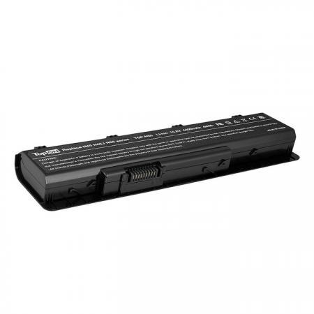 Аккумуляторная батарея TopON TOP-N55 4400мАч для ноутбуков Asus N45 N55 N75