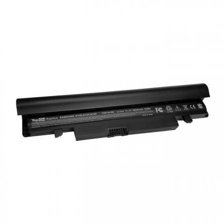 Аккумуляторная батарея TopON TOP-N150 4800мАч для ноутбуков Samsung N143 N145 N148 N150 N350 аккумуляторная батарея topon top 4310h 4800мач для ноутбуков hp probook 4210s 4310s 4311s