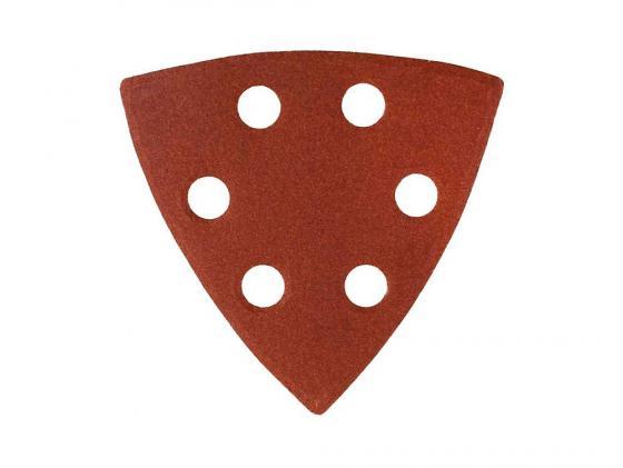 Треугольник шлифовальный универсальный STAYER 6 отверстий Р60 93х93х93мм 5шт 35460-060 бур stayer 29250 210 08