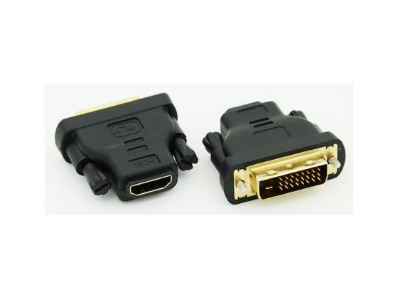 Переходник HDMI19 F - DVI M