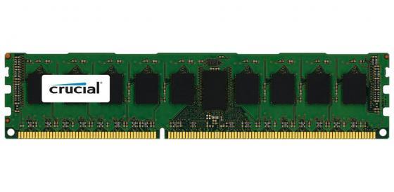 Оперативная память 4Gb (1x4Gb) PC3-14900 1866MHz DDR3 DIMM ECC CL13 Crucial CT51272BA186DJ оперативная память crucial bls2cp4g3d1609ds1s00ceu