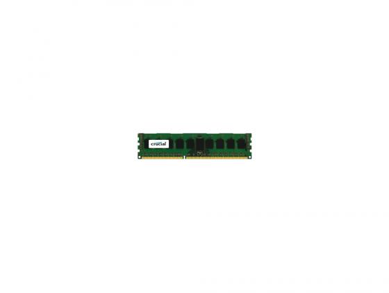 Оперативная память 4Gb (1x4Gb) PC3-12800 1600MHz DDR3 DIMM CL11 Crucial CT51272BD160BJ оперативная память 32gb 4x8gb pc3 12800 1600mhz ddr3 dimm cl9 crucial bls4cp8g3d1609ds1s00beu
