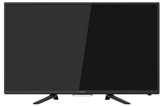 цена на Телевизор 32 MYSTERY MTV-3231LTA2 черный 1366x768 50 Гц Smart TV Wi-Fi VGA RJ-45