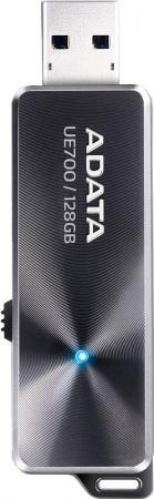 Флешка USB 128Gb A-Data UE700 USB3.0 AUE700-128G-CBK черный