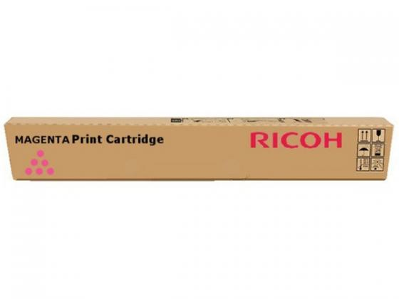 Тонер-картридж Ricoh MPC3501E/MPC3300E для Ricoh Aficio MPC3001/C3501/MPC2800/C3300 пурпурный 16000стр 1set mpc4000 developer for ricoh mp c2800 c3300 c4000 c5000 mpc2800 mpc3300 mpc5000 copier parts