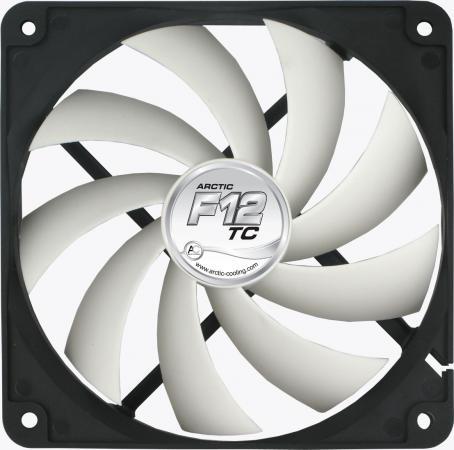 Вентилятор Arctic Cooling Arctic F12 120мм 1350об/мин AFACO-12000-GBA01 cooler for cpu arctic cooling freezer 33 tr white acfre00039a 2066 2011v3 am4