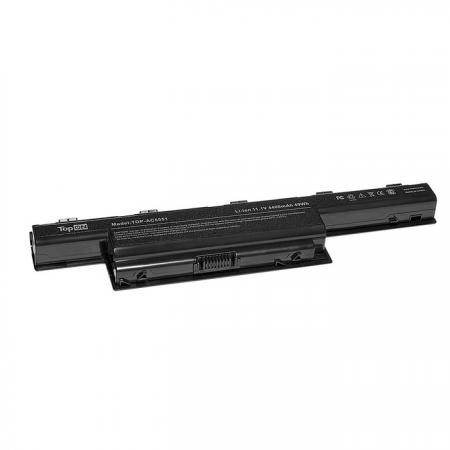 Аккумуляторная батарея TopON TOP-AC5551 4400мАч для ноутбуков Acer Aspire 4551G 4741 4771G 5253 5333 5551 5741G 5750G 7551G 7741G V3 TravelMate 4750 5740G 7750G 8572TG E640 E642G new for acer aspire v3 111p v3 112p lcd touch digiitizer assembly screen display