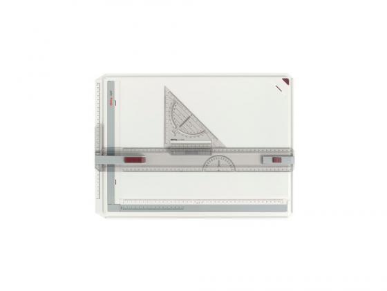Чертежная доска Rotring Rapid А3 с 2 магнитными зажимоми-фиксаторами S0213910 rotring rapid pro metal mechanical pencil