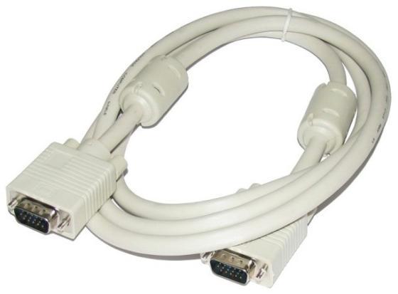 Фото - Кабель VGA 1.8м Ningbo 2 фильтра CAB016S-06F кабель vga 1 8м ningbo 2 фильтра cab016s 06f