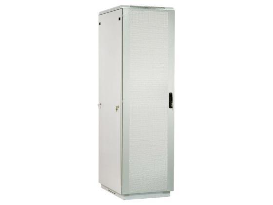 Шкаф напольный 42U ЦМО ШТК-М-42.6.10-44АА 600x1000mm дверь перфорированная 3 места