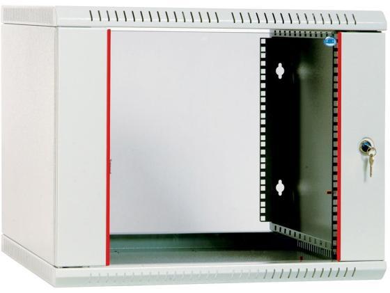 Фото - Шкаф настенный разборный 9U ЦМО ШРН-Э-9.350 600х350mm дверь стекло шкаф настенный 9u цмо шрн м 9 650 600x650 разборный серый