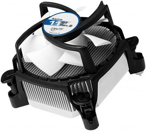 Кулер для процессора Arctic Cooling Alpine 11 GT Rev2 Socket 1156 1155 775 цена