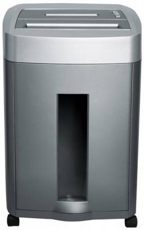 Уничтожитель бумаг Buro BU-C668N фрагменты 3x9лист/15лтр/скрепки/скобы/пл.карты/CD цена