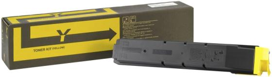 все цены на Картридж Kyocera TK-8600Y для FS-C8600DN FS-C8650DN желтый 20000стр онлайн
