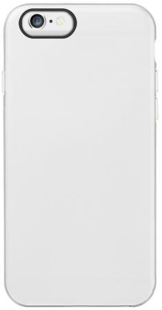 Чехол Ozaki O!coat Shockase для iPhone 6 белый OC566WH чехол ozaki o coat shockase для iphone 6 белый oc566wh