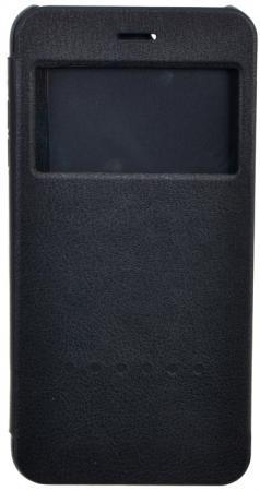 Чехол Ozaki O!coat Hel-ooo для iPhone 6 iPhone 6S чёрный OC579BK чехол для iphone 6 6s ozaki o coat 0 3 jelly oc555tr transparent