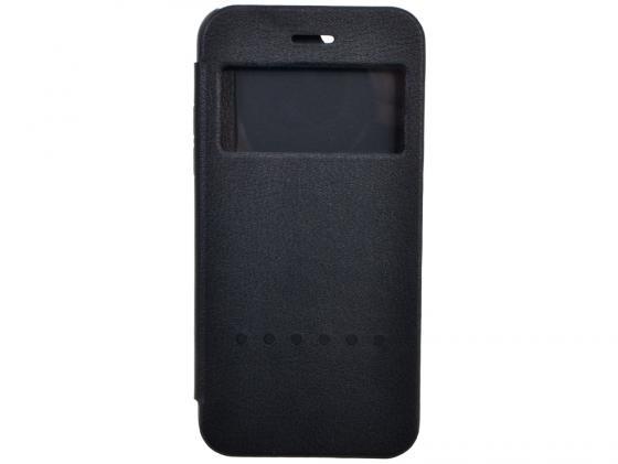 Чехол-книжка Ozaki O!coat Hel-ooo для iPhone 6 Plus чёрный OC588BK чехол для iphone 6 plus iphone 6s plus ozaki o coat 0 4 folio black