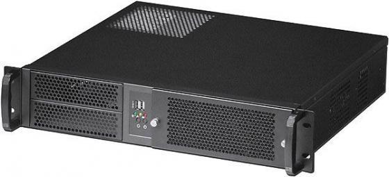 Серверный корпус 2U Procase EM238F-B-0 Без БП чёрный procase em238d b 0 корпус 2u rack server case