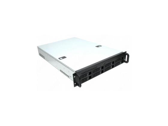 Серверный корпус 2U Procase ES208-SATA3-B-0 Без БП чёрный цена и фото