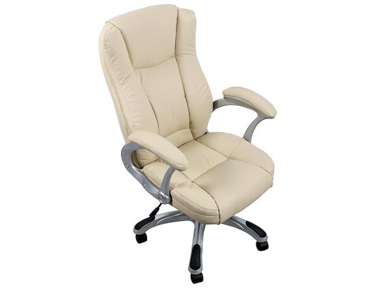 Кресло руководителя College HLC-0631-1 экокожа бежевый кресло руководителя college hlc 0601 black