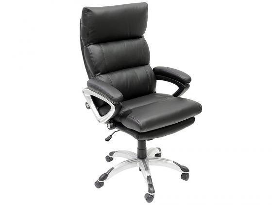 Кресло руководителя College HLC-0802-1 экокожа черный кресло руководителя college hlc 0631 1 black