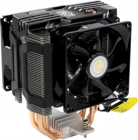 Кулер для процессора Cooler Master Hyper D92 Socket 2011/1366/1156/1155/1150/775/FM2+/FM2/FM1/AM3+/AM3/AM2+/AM2 RR-HD92-28PK-R1 for asus zenbook ux32a laptop screen m133nwn1 r1 m133nwn1 r1 lcd screen 1366 768 edp 30 pins good original new