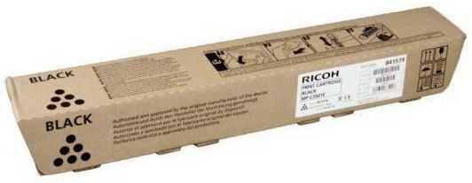 Картридж Ricoh MP C3501E для Ricoh Aficio MP C3001/C3001AD/C3501/C3501AD черный 841579 842047 картридж ricoh mp c407 для ricoh aficio mp c307spf c307sp c407spf черный 17500стр 842211