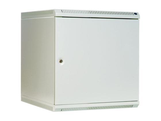 Шкаф настенный 12U ЦМО ШРН-12.480.1 600x480 дверь металл шкаф изотта 23к дверь правая ангстрем
