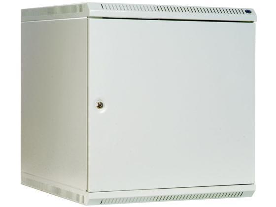 лучшая цена Шкаф настенный разборный 9U ЦМО ШРН-Э-9.500.1 600х520mm дверь металл серый