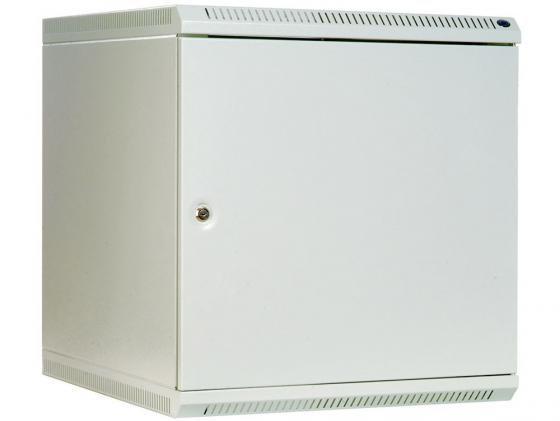 Шкаф настенный разборный 9U ЦМО ШРН-Э-.500.1 600х520mm дверь металл серый