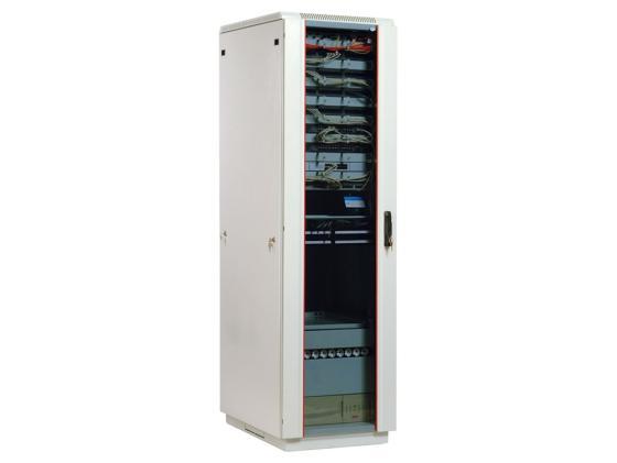 Шкаф напольный 42U ЦМО ШТК-М-42.6.8-1ААА 600x800mm дверь стекло 3 коробки