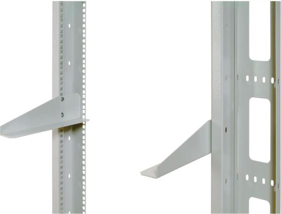ЦМО Комплект опорных кронштейнов для стоек под тяжелое оборудование 2шт УО-СТК/УО-КО оборудование