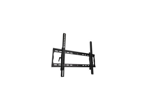 Фото - Кронштейн Wize Pro T55 черный для 32-55 настенный от стены 60мм наклон +15/-5° VESA 660x523 до 91кг кронштейн на стену wize pro t55 black