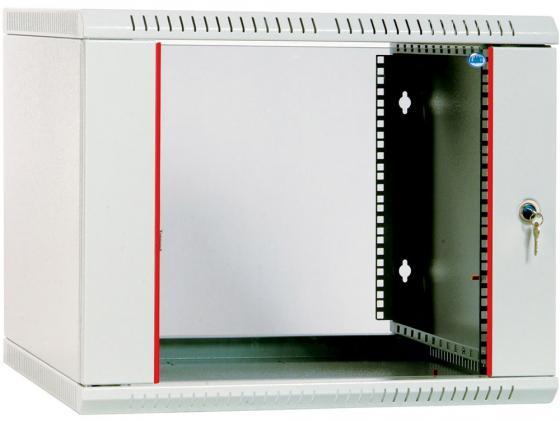 все цены на Шкаф настенный разборный 6U ЦМО ШРН-Э-6.350 600х350mm дверь стекло онлайн