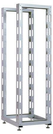 Стойка телекоммуникационная универсальная двухрамная 42U ЦМО СТК-42.2 электрокамин real flame обрамление ottawa std очаг fobos s lux bl