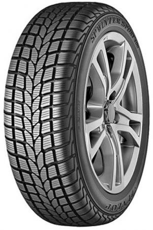 Шина Dunlop SP Winter Sport 400 235/60 R16 100H 2012год dunlop sp winter ice 01 205 65 r15 94t