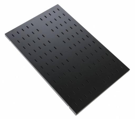 лучшая цена Полка перфорированная ЦМО глубина 1000 мм СВ-100-9005 черный