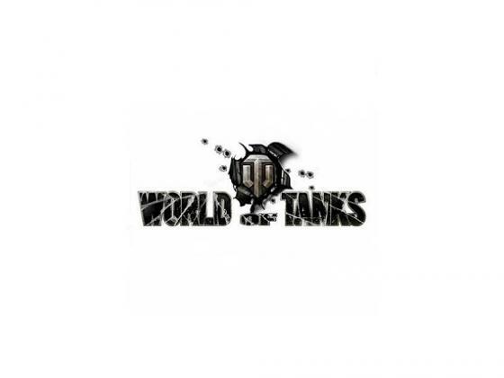 Наклейка логотип с пулевыми отверстиями World of Tanks 101303 наклейка логотип world of tanks 101301