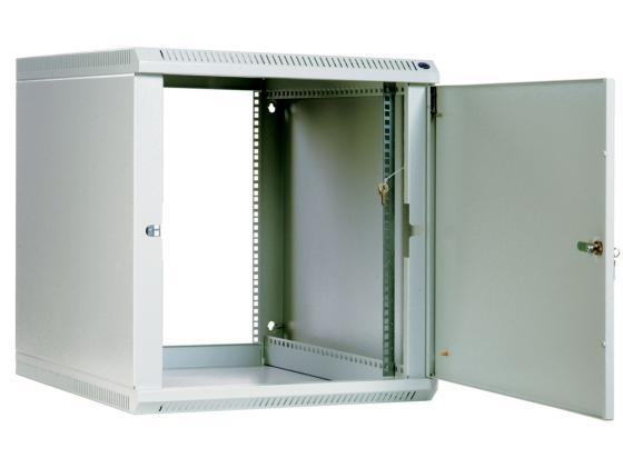лучшая цена Шкаф настенный 9U ЦМО ШРН-9.650.1 600x650mm дверь металл
