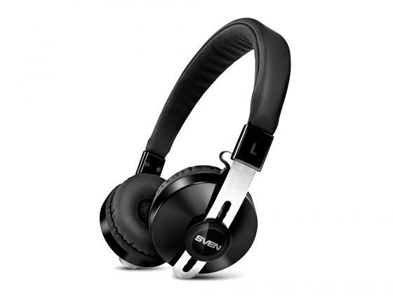 все цены на Bluetooth-гарнитура Sven AP-B350MV черный