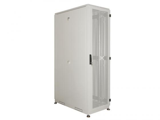 ЦМО Шкаф напольный 42U ШТК-С-42.6.10-48АА 600x1000mm дверь перфорированная 4шт