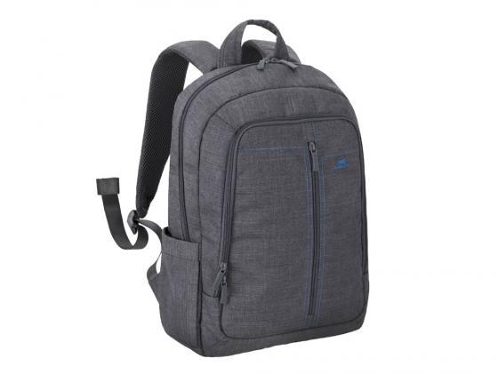 "все цены на Рюкзак для ноутбука 15"" Riva 7560 серый"