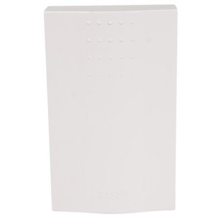 Электрозвонок проводной Zamel GNS-224 белый цена 2017