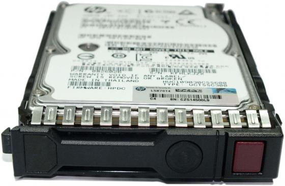 "Жесткий диск 3.5"" 600Gb 15000rpm HP SAS 765424-B21 жесткий диск серверный hp 600gb 3 5"