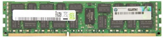 Оперативная память 8Gb (1x8Gb) PC3-14900 1866MHz DDR3 DIMM ECC Buffered CL13 HP 731761-B21 память ddr3 dell 370 abgj 8gb rdimm reg 1866mhz
