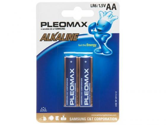 Батарейки Samsung Pleomax LR6-2BL AA 2 шт