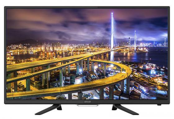 Телевизор LED 32 MYSTERY MTV-3226LT2 черный 1366x768 50 Гц VGA USB mystery mystery mtv 22lw 32 1366x768