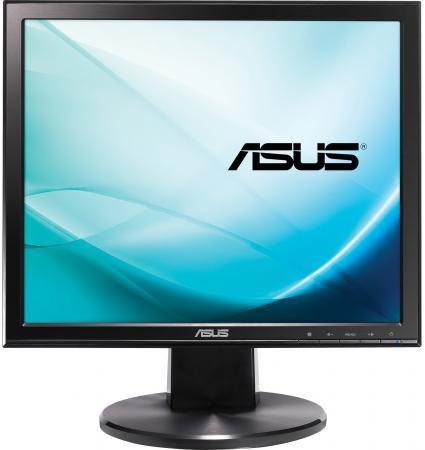 Монитор 19 ASUS VB199T черный AH-IPS 1280x1024 250 cd/m^2 5 ms Аудио DVI VGA 90LM00Z1-B01170 монитор 25 asus mx259h черный ah ips 1920x1080 250 cd m^2 5 ms dvi hdmi аудио 90lm0190 b01670